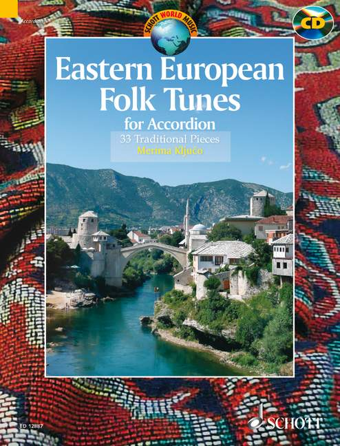 Eastern European Folk Tunes image